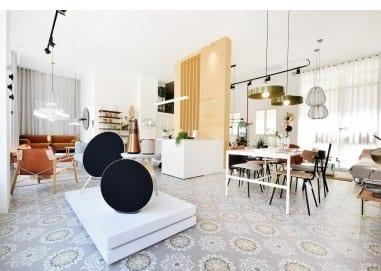מותג הסאונד Bang-Olufsen בפופ אפ- בחנות הרהיטים PRAT LIVING צילום סיון מויאל (118)